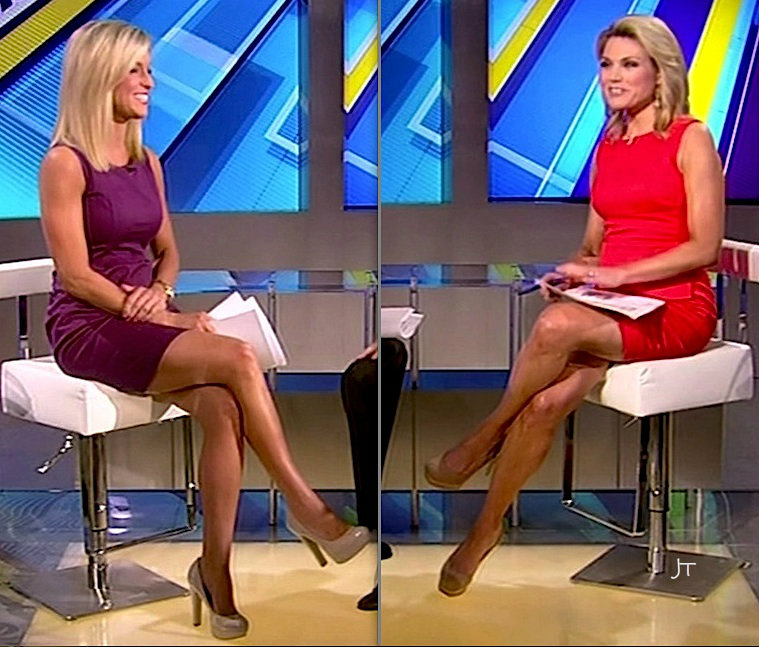 Are Fox News Blondes Clones Conservative Island
